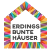 Erdings Bunte Häuser Logo